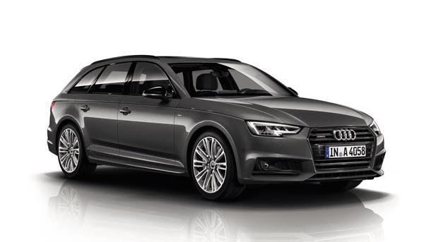 Audi A4 AVANT location