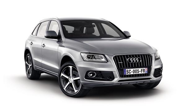 Audi Q5 location